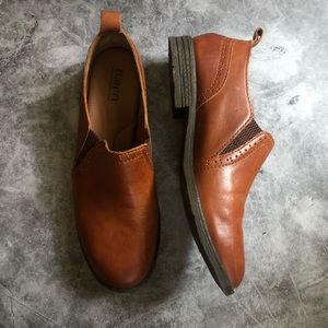 Brown Born Loafers